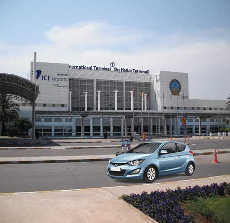 Antalya Airport Car Rental