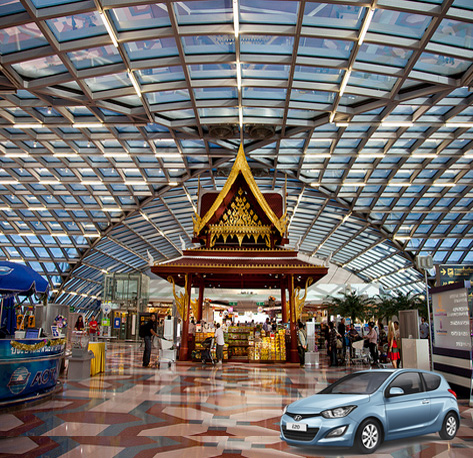 Car Rental Bangkok Suvarnabhumi Airport Reserve It Online