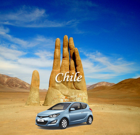 Hire A Car In Chile From Top Suppliers