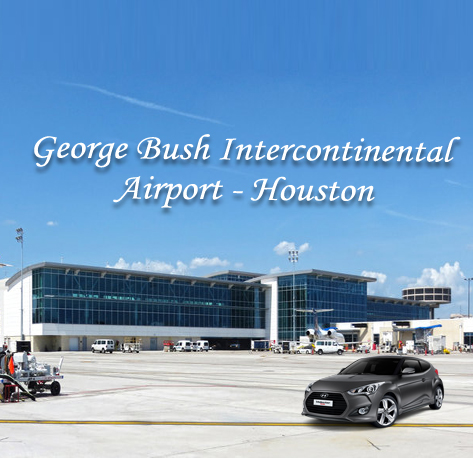 George Bush Airport Houston Tx Rental Car