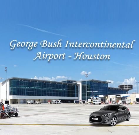 Car Rental George Bush Intercontinental Airport Houston