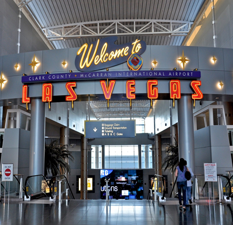 Rent a car in las vegas airport 10