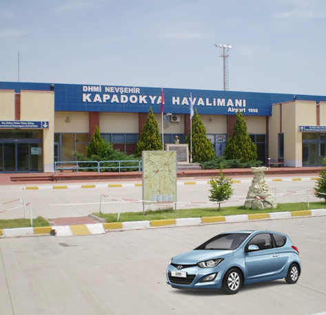 Nevsehir Airport Car Rental